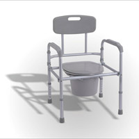 Commode Chair HMP-6808