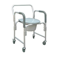 Commode Chair HMP-7007W
