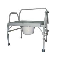 Commode Chair HMP-7012