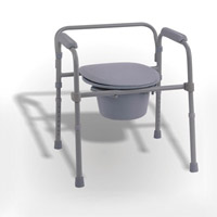 Commode Chair HMP-7210A