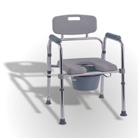 Commode Chair HMP-7250