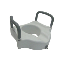 Portable Raised Toilet Seat