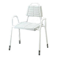 Blow Moulded Shower Chair (Extra Wide)