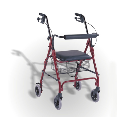 Rollator Walking Aids