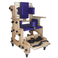 Positioning Chair, Pediatric Standers